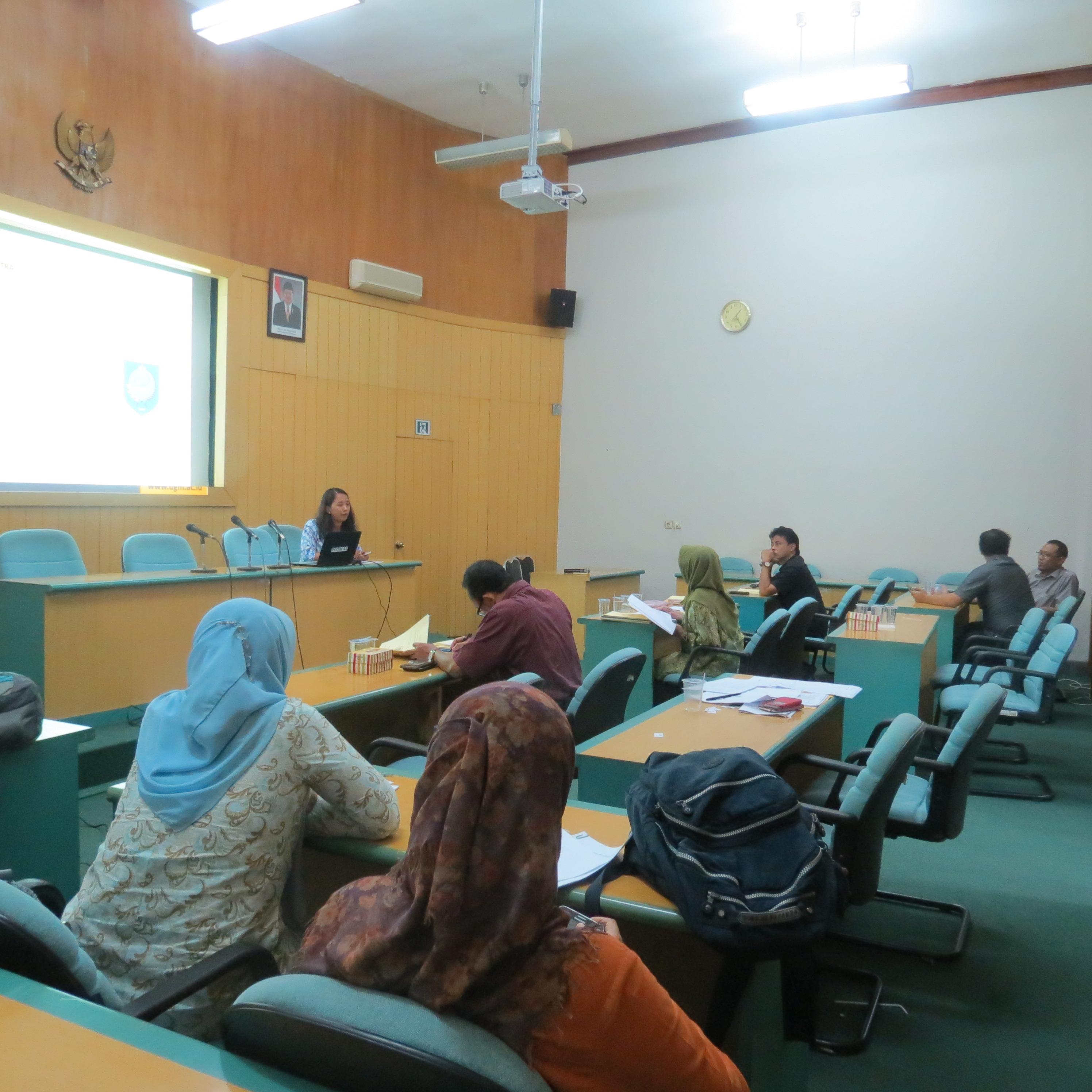 Presentasi proposal pengabdian skema Education for Sustainable Developmet ESD Tahun 2017 (DPKM,16 Maret 2017)